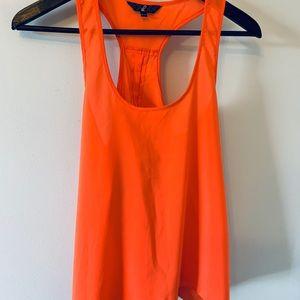 2/$18 Sleeveless / Orange / Blouse